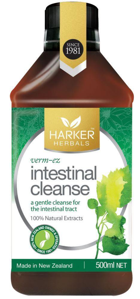 Malcolm Harker Verm-Ez Intestinal Cleanse 500 ml - DominionRoadPharmacy