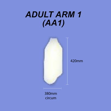Adult Arm - Size 1 (Lower Arm) Dri Cast Cover