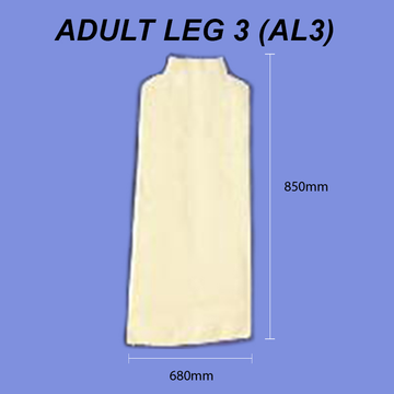 Adult Leg - Size 3 (Full Leg) Dri Cast Cover