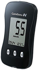 CareSens N blood glucose meter - DominionRoadPharmacy