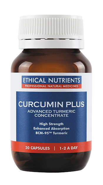 Ethical Nutrients Curcumin Plus 30 capsules - DominionRoadPharmacy