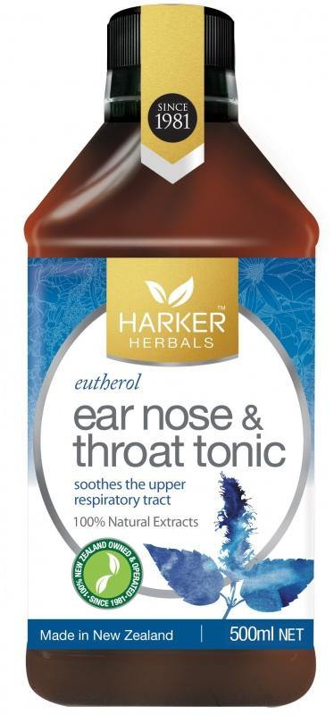 Malcolm Harker Eutherol Ear Nose Throat 500ml - DominionRoadPharmacy