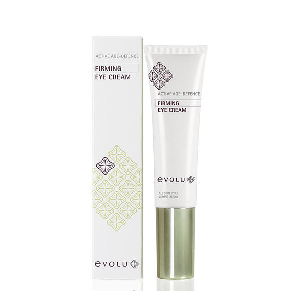 Evolu Active Age-Defence Firming Eye Cream 25ml - DominionRoadPharmacy