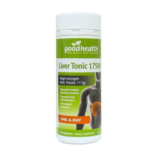GOOD HEALTH Liver Tonic 17500 mg 90 caps - DominionRoadPharmacy