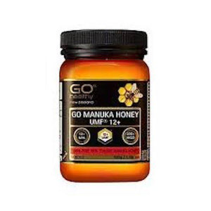 GO HEALTHY Go Manuka Honey UMF12+ 500g - DominionRoadPharmacy