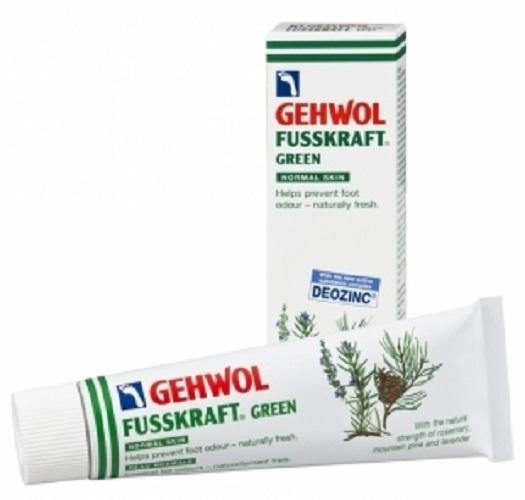Gehwol Fusskraft Green Normal Skin 75ml