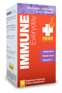 Redd Remedies Immune Everyday 30 Vegetarian Capsules