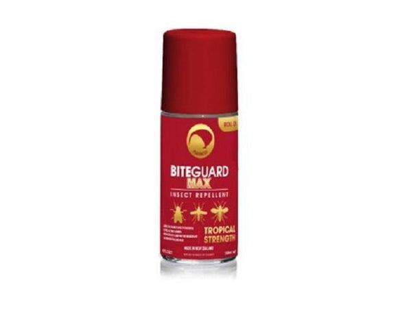 "BiteGuard ""MAX"" Insect Repellent Roll On 150ml"