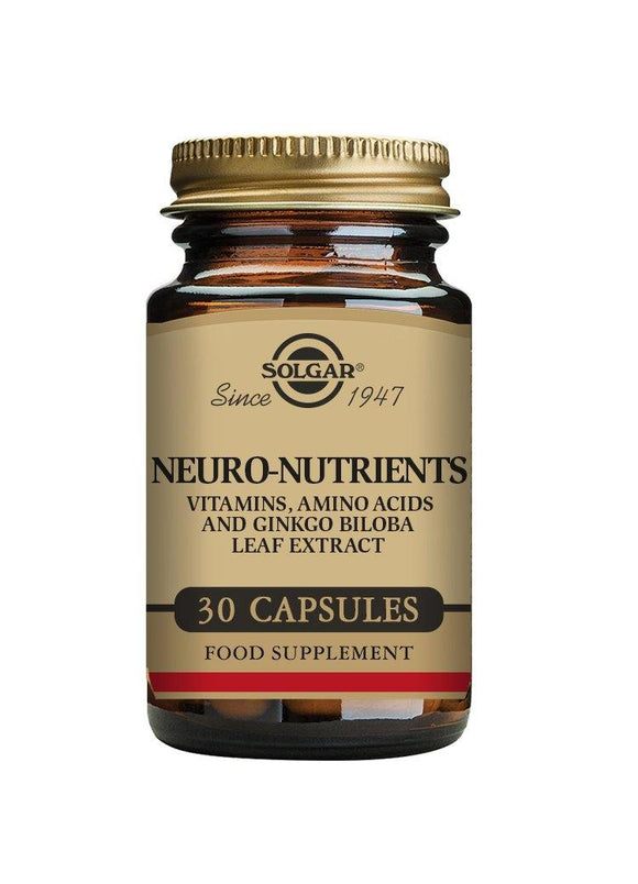 Solgar Neuro-Nutrients capsules