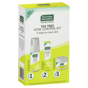 Thursday Plantation Tea Tree Clear Skin and Acne Kit