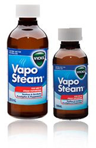 Vicks Vapo Steam Inhalant 200 ml