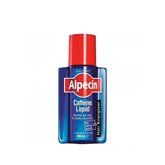 Alpecin Caffeine Liquid 200 ml - DominionRoadPharmacy