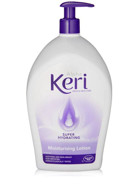 Alpha Keri Body Lotion 1 Litre - DominionRoadPharmacy