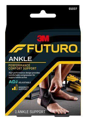 Futuro Ankle Performance Comfort Support Adjustable - DominionRoadPharmacy