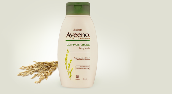 Aveeno Daily Moisturising Body Wash 354ml - DominionRoadPharmacy