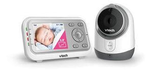 Vtech BM3300 Video and Audio Baby Monitor