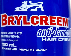 Brylcreem anti-dandruff hair cream 150ml - DominionRoadPharmacy