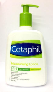Cetaphil Moisturising Lotion (all skintypes) 500ml