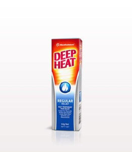 Deep Heat Rub 50g - DominionRoadPharmacy