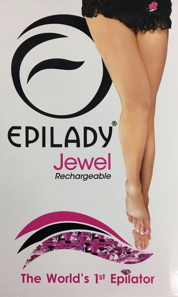 Epilady Jewel Rechargeable Cordless Epilator