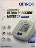 Omron Automatic Blood Pressure Monitor HEM7121** 5 Years Warranty**