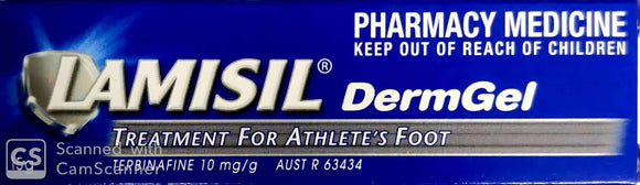 Lamisil DermaGel 15gm-Pharmacy Medicine-Quantity Restriction (2) Applies