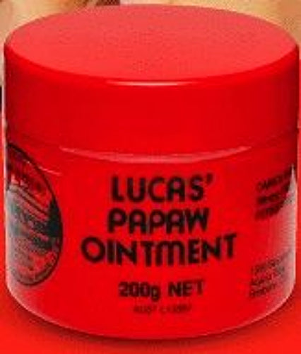 Lucas Papaw Ointment Tube 200g - DominionRoadPharmacy
