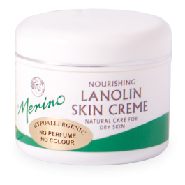 Merino Lanolin Skin Cream 100gm Pot