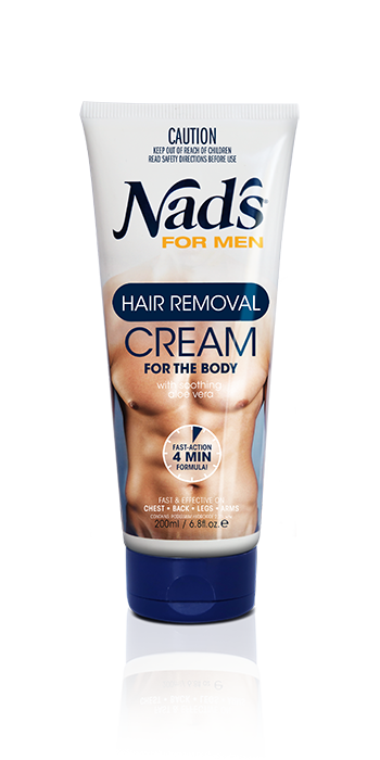 Nads Hair Removal Cream For Men 200 ml