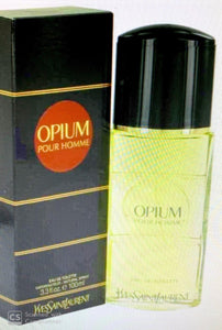 Opium Pour Homme by Yves Saint Laurent 100ml EDT for Men