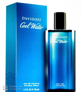 Cool Water by Davidoff 125ml EDT for Men