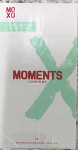 Moments Condoms Extra Large Ultra Thin 60 Pack