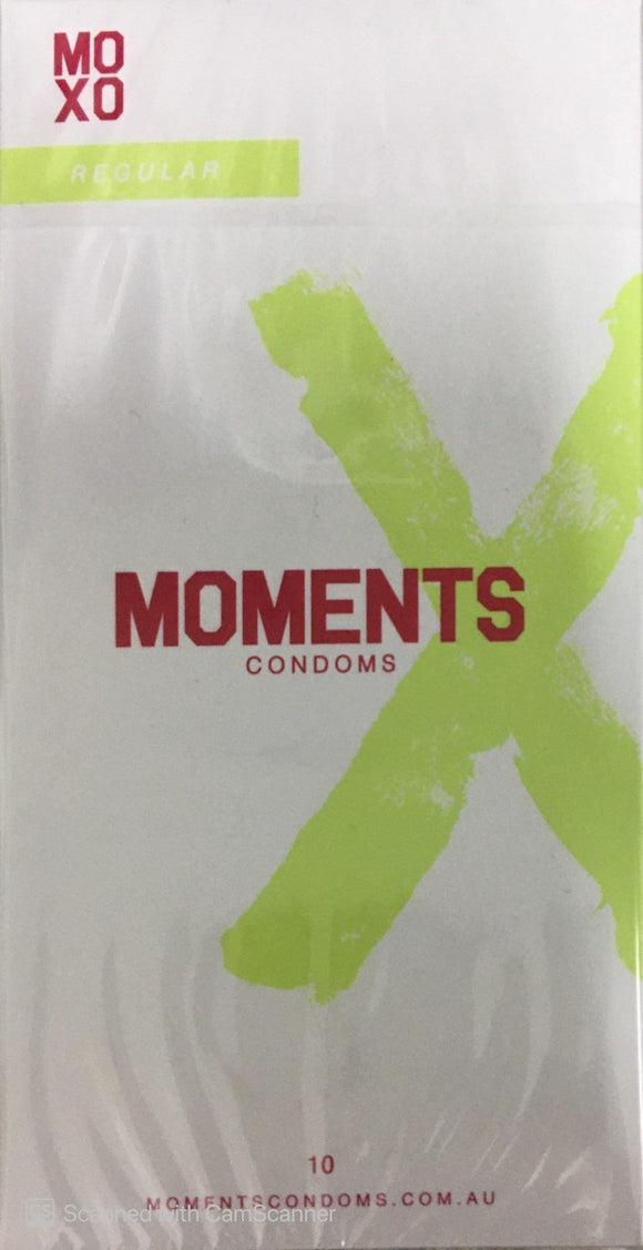 Moments Condoms Regular 60 Pack