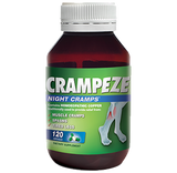 Crampeze Night Cramps 120 Caps - DominionRoadPharmacy