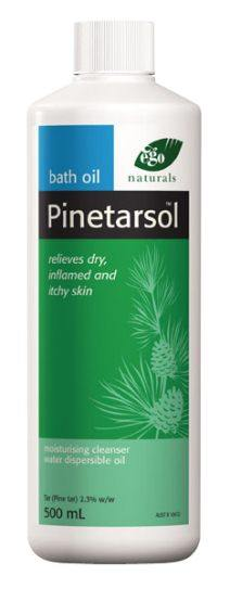 Ego Pinetarsol Bath Oil 200ml - DominionRoadPharmacy