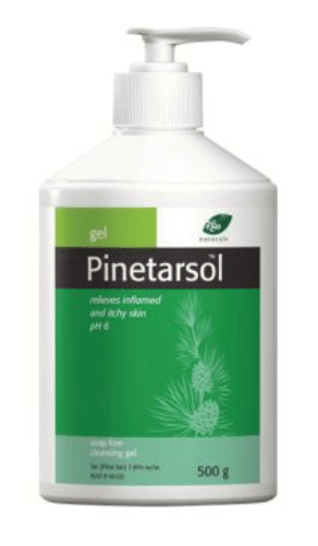Ego Pinetarsol Gel 500 gm - DominionRoadPharmacy