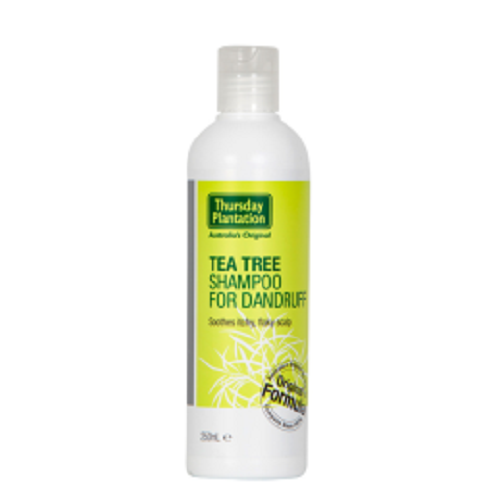 Thursday Plantation Tea Tree Shampoo for Dandruff 250ml