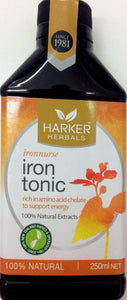 Malcolm Harker 741 Iron Tonic 250 ml - DominionRoadPharmacy
