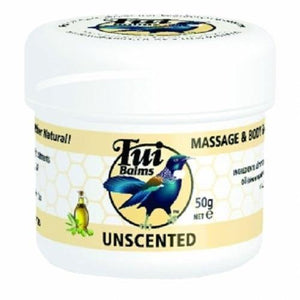Tui Unscented Massage and Body Balm 500gm