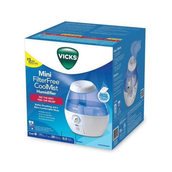 Vicks Mini CoolMist Humidifier