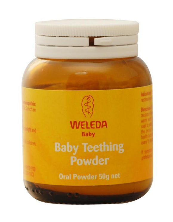 Weleda Baby Teething Powder 60 gm