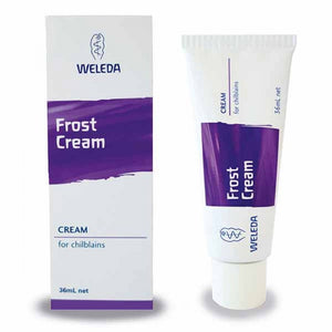 Weleda frost cream for Chilblain 36ml