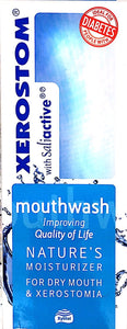 Xerostom with Saliactive Mouthwash  For Dry Mouth 250 ml