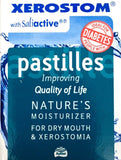 Xerostom With Saliactive Pastilles For Dry Mouth 30 pack