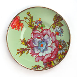 Flower Market Saucer Green