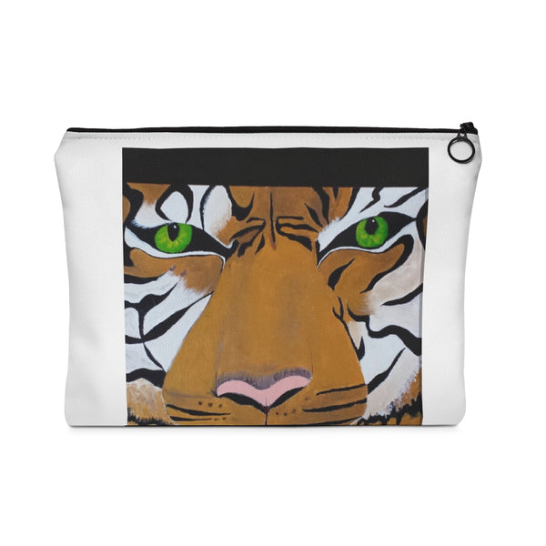 Tiger Carry All Pouch