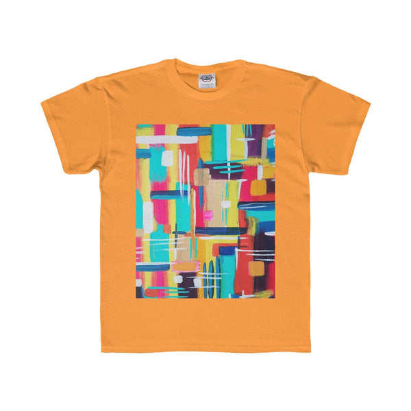 Brighter Days Kids Fit Tee