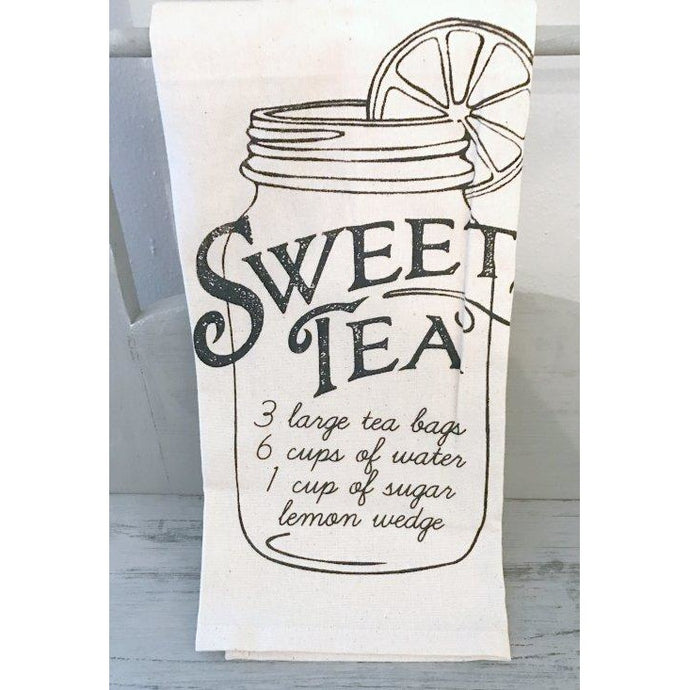 Sweet Tea Tea Towel