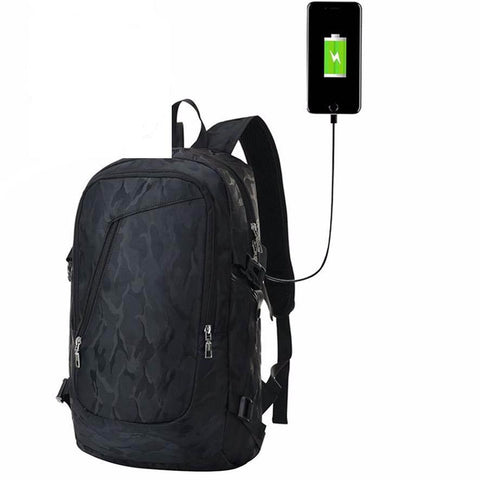 Laptop Backpack for 15.6 inch Charging USB Port Computer Backpacks