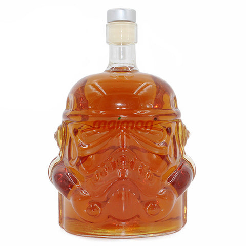Cool Star Wars Whiskey Bottle